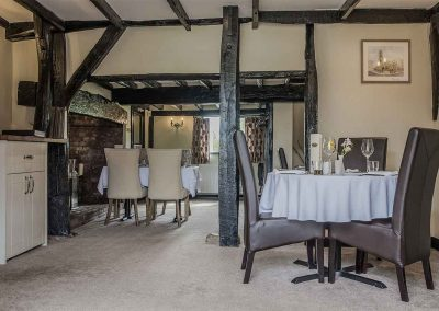 The Thatched Cottage Restaurant