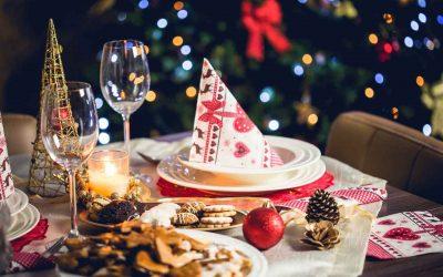 Christmas and New Year Menus
